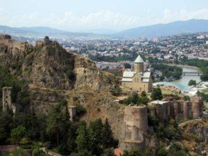Tbilisi city Georgian Capital