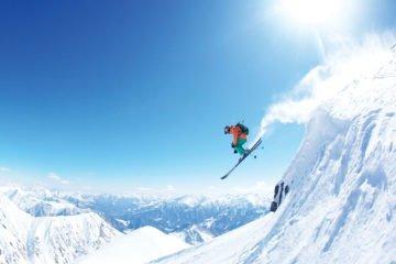 Voyage du ski Betania _ski_tour,_Gudauri