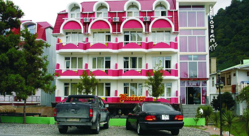 Eva hotel Gonio Batumi
