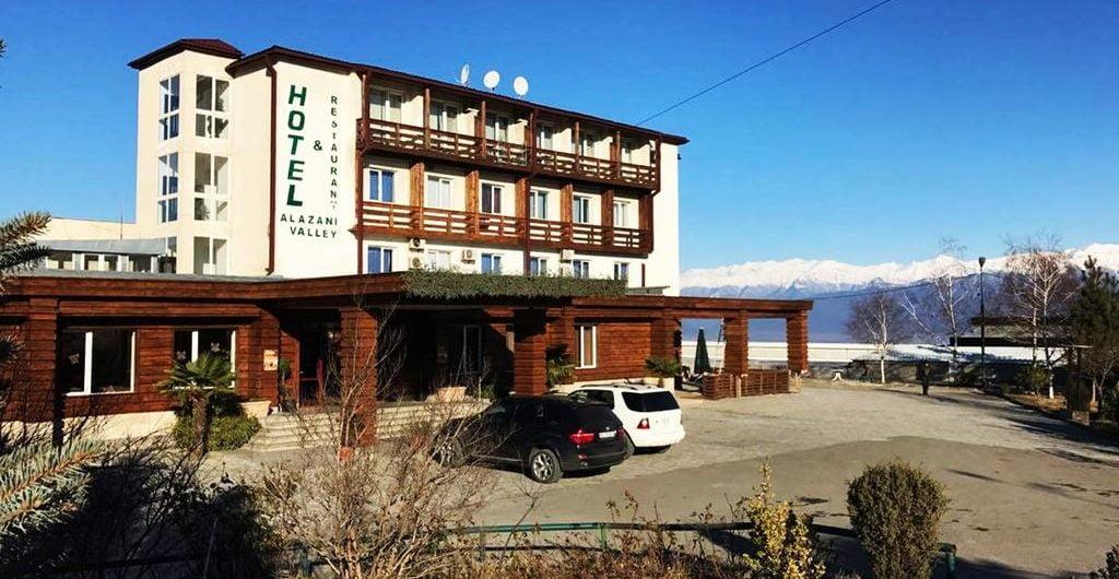 Alazani Valley hotel Telavi