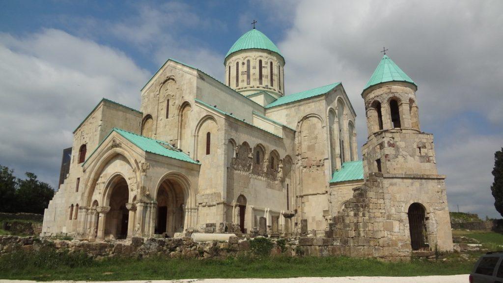 Баграти Кутаиси Грузия cathedral