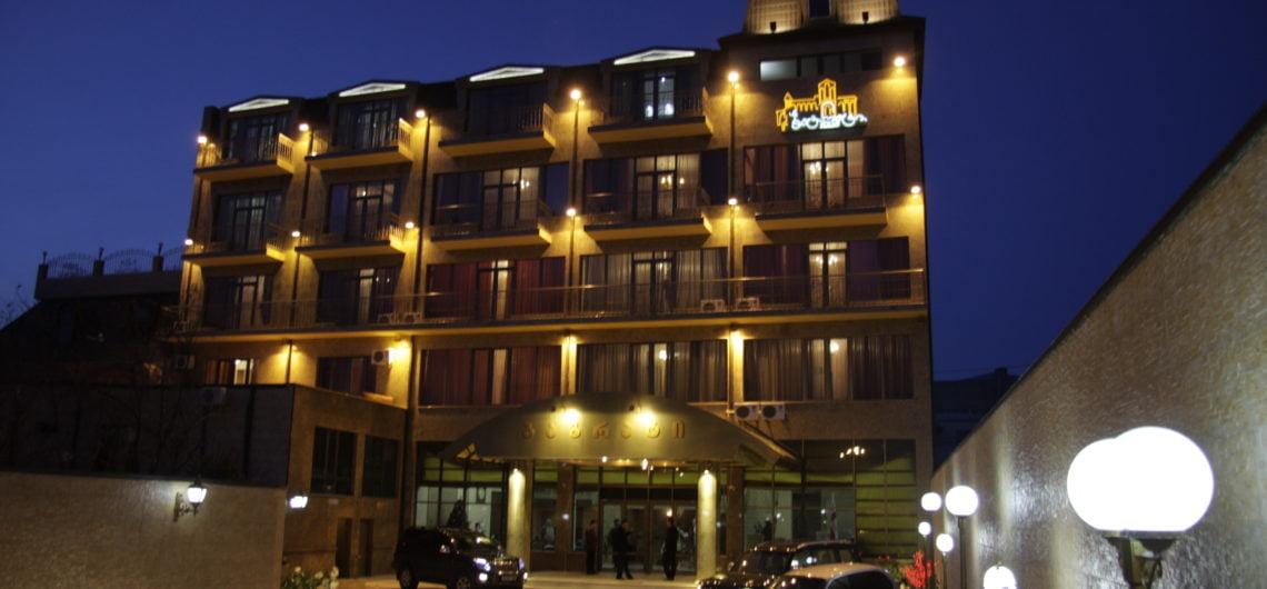 Bagrati Hotel - Kutaisi city