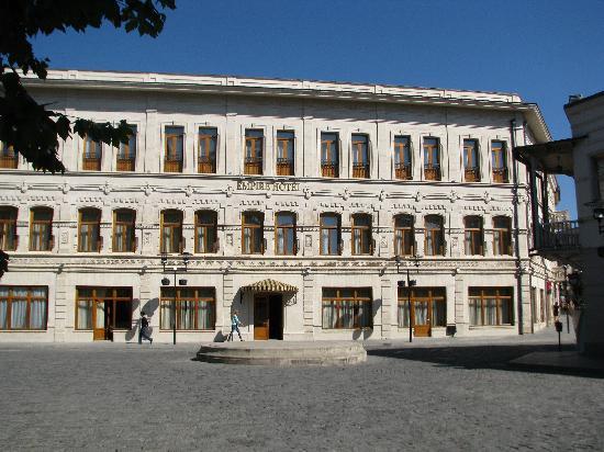 Empire Hotel Kutaisi city