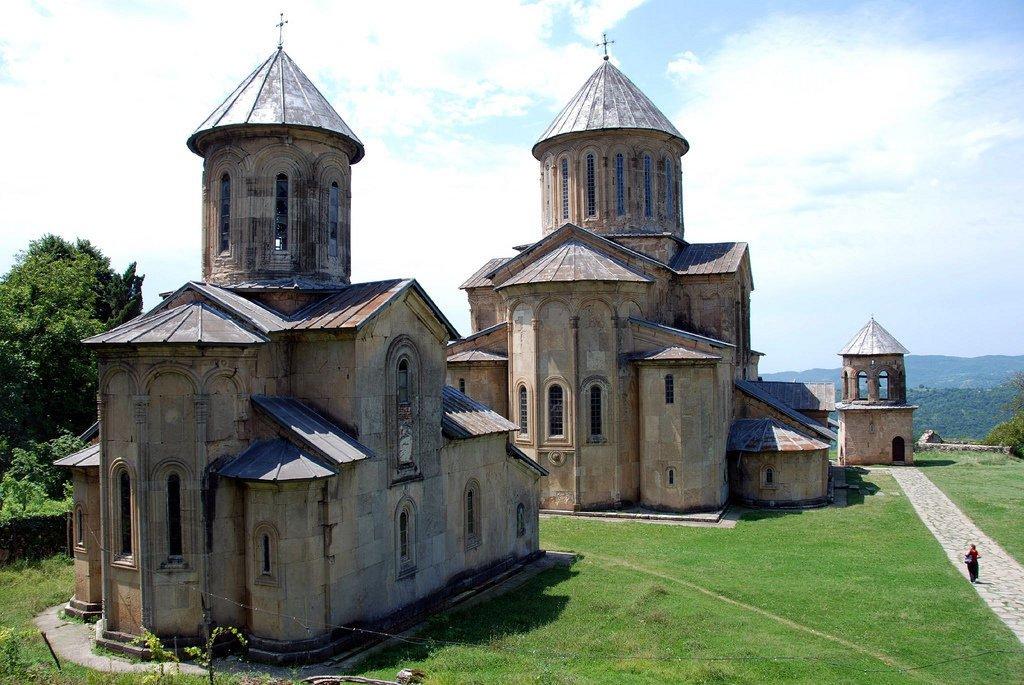 Gelati monastery - Kutaisi City