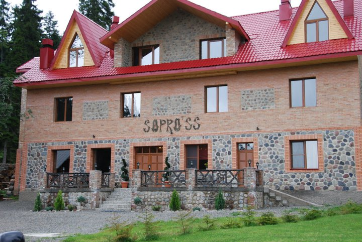 Sopross hotel Bakuriani