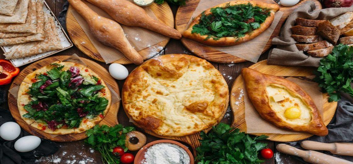 Georgian cuisine Amazing Taste