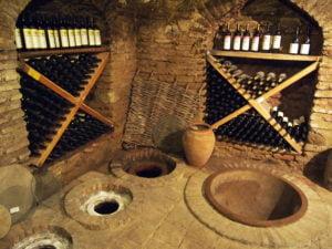 Incroyable histoire du vin géorgien
