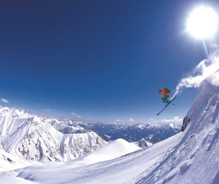 التزلج الرائع في جوداوري 8 أيام