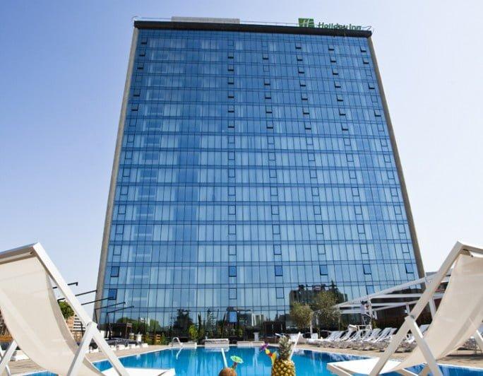 Holiday Inn hotel - Tbilisi Georgia