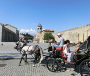 Mtskheta the old capital - Georgia