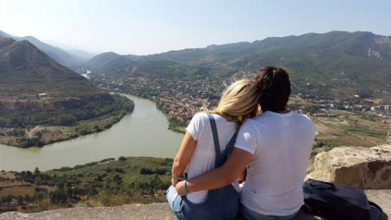 Romantic Travel Honeymoon Georgian dream 13 Days