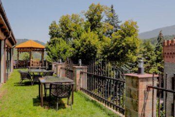 Borjomi balneological health tours in Georgia