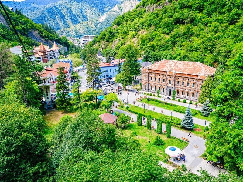 Borjomi une journee complete en caucase