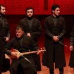 costume et musique géorgiens