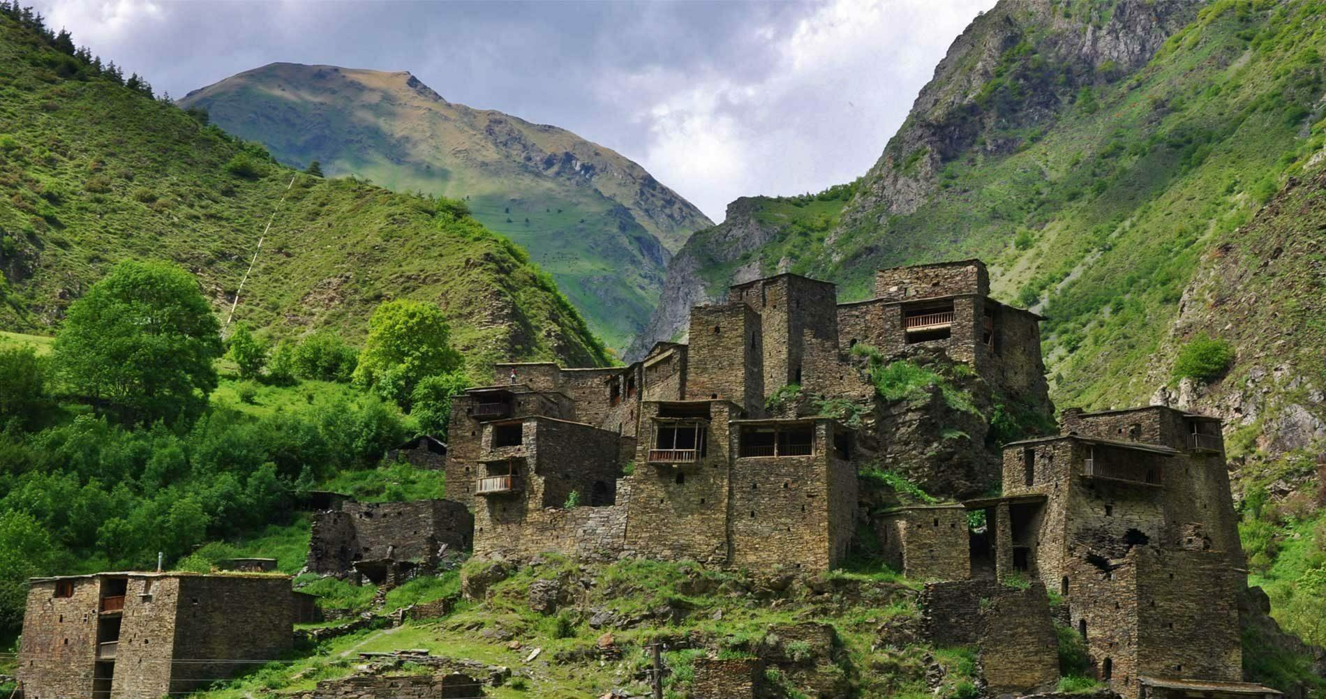 Patrimoine Archéologique Géorgien