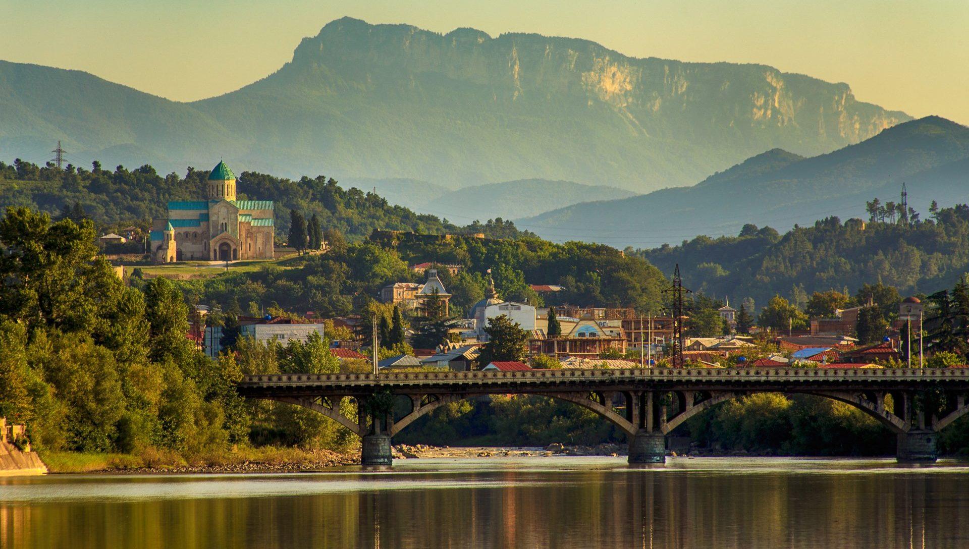 Tourisme en Géorgie Caucase