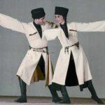 musique et danses géorgiens