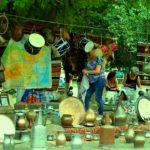 Visiter le marché aux puces de Tbilissi
