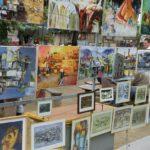Visiter le marché aux puces de Tbilissi Georgie