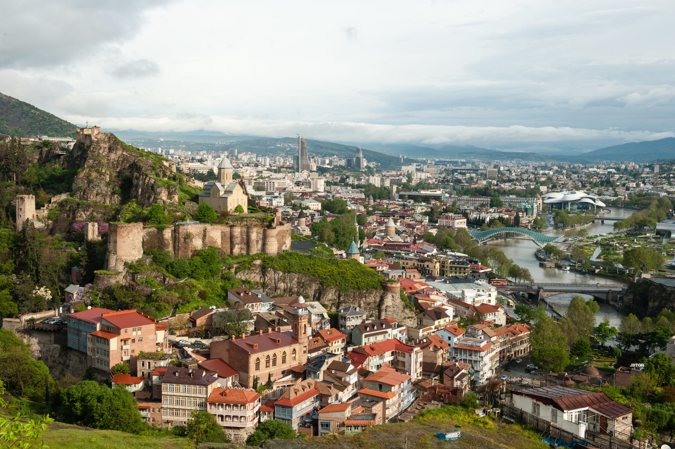 The top visits of Tbilisi tour