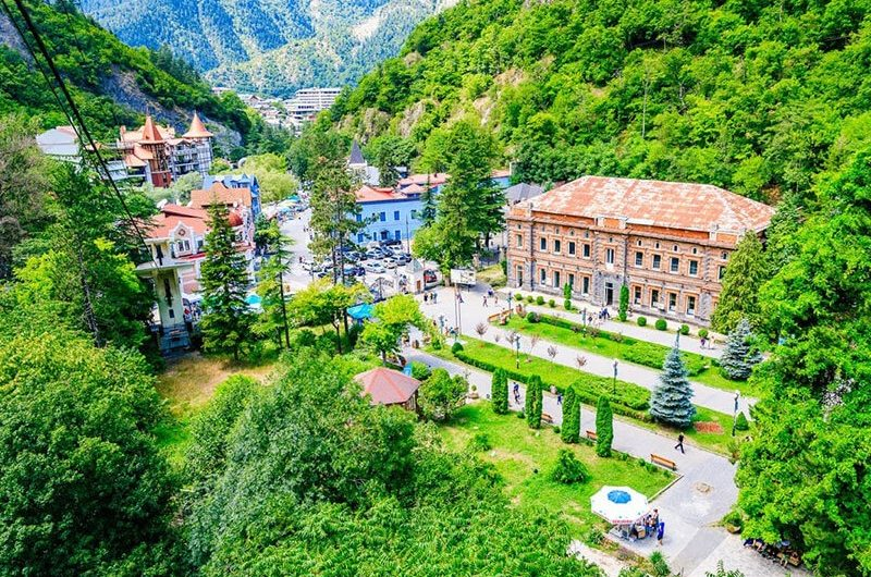 Borjomi Travel Spa Resort