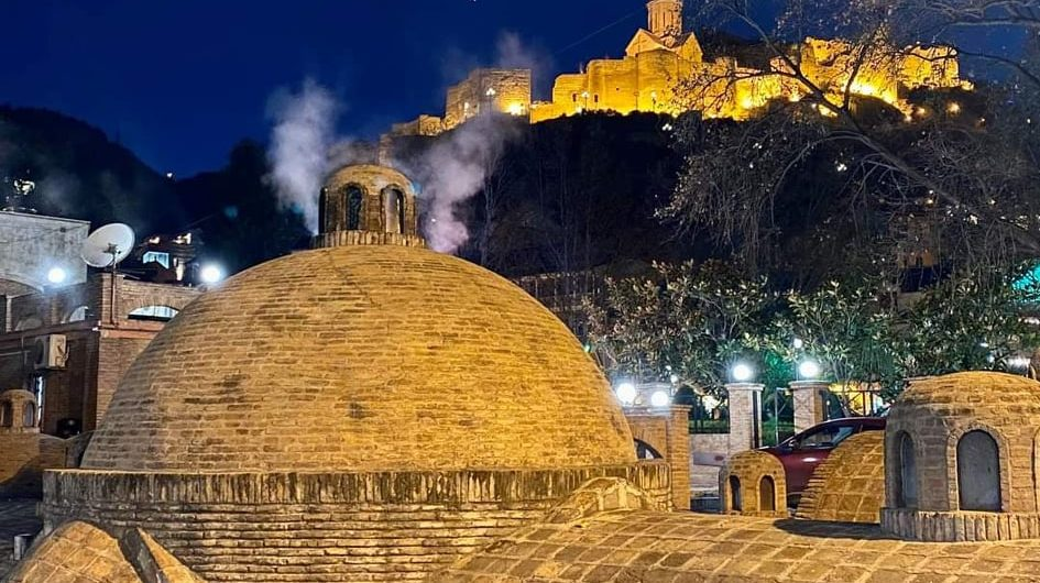 The top visits of Tbilisi
